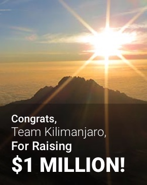 Kilimanjaro Climb To Fight Cancer