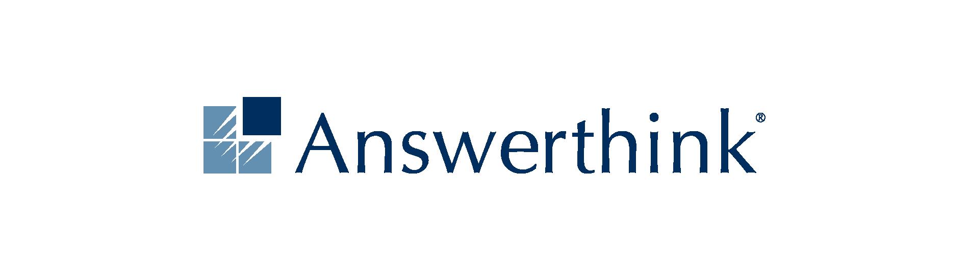 Answerthink Logo
